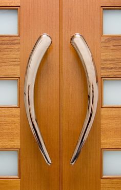 The Copper Comma Front Door Pull Handle Is An Incredible Handle. This  Design Has That