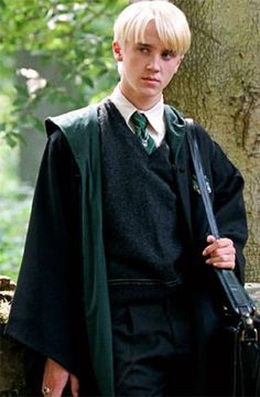 How-To Make Harry Potter Costumes: How-To Draco Malfoy Costume