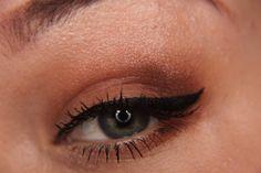 Super-Easy Neutral Look with Makeup Geek Shadows - Makeup Geek