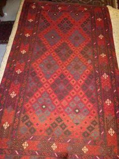 Afghan Gulmori kilim