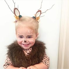 HALLOWEEN ORDERS: my processing time is 1-2 weeks. Please order your Deer Ears by 10/9 to guarantee you get your treasures before #Halloween  available on hair clips or headbands! I have 2 more spots open for CUSTOM EARS as well! Message me on etsy or send a DM