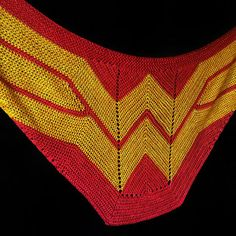 When Carissa Browning released her fabulous Wonder Woman Wrap earlier this year, knitters went crazy! She got a ton of requests to release a crochet version and she did just that! It looks amazing!…
