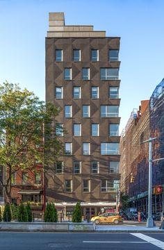 Многоквартирный дом в Нью-Йорке