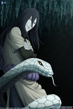 THIS GUY RIGHT HERE! He may very well be the central reason I got into anime. A bit creepy at times, but I love this guy.