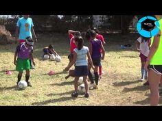 Reportaje Futbol Sin Fronteras - Granada 2015