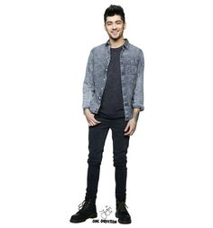 "Opentip.com: Advanced Graphics Zayn (One Direction) - 69"" x 24"" Cardboard Standup"