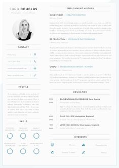 Creative Resume Design Tips With Template Examples  The