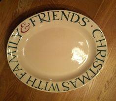 Stunning Emma Bridgewater Christmas platter