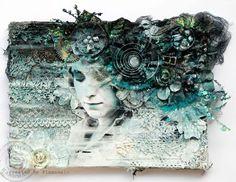 Prima designer Anna Dabrowska, gorgeous work!!