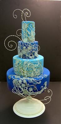 i love colettes cakes they are so creative ad beautiful i really get - Decorative Cakes