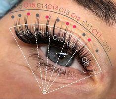 Understanding Eyelashes Extensions and False Eyelashes! Make Up Kits, Eyelash Extensions Salons, Eyeliner, Eyelash Sets, Eyelash Glue, Eyelash Curler, Lash Room, Beautiful Eyelashes, Eyelash Growth