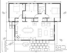 Modern house design plan on modern plans for villas for Kit casa icf