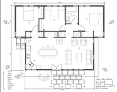 casa ti: 1,200 Square Ft., 3 Bedroom, Starts at $23,537.  Radiant heat in a thermal mass poured concrete floor, rainwater cistern, passive solar, active solar, wood stove, and more.