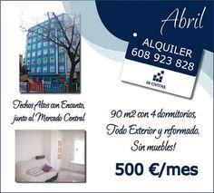 Vivienda en pleno centro de Alicante