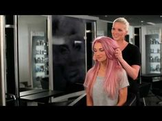 HOW TO: obtenir cheveux Cotton Candy Pink