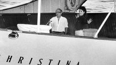 Aristotle Onassis saw Christina O as a powerful symbol of his growing business…