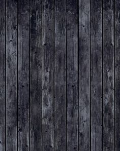 NEW Black Smokey Wood Floordrop From Backdrop Express