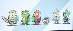 AnimationPeru: Wonder Boy: The Dragon's Trap – Dev Diary 3: The a...