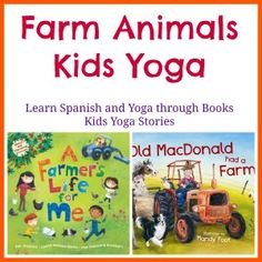 Farm Animals Yoga