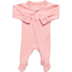 L'ovedbaby Organic Gl'oved-Sleeve Overall
