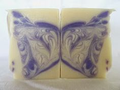 The Soap Boxx: Butterfly Swirl - January Soap Challenge 2015