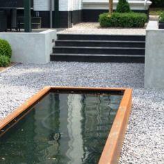 cortenstalen vijverrand Garden, Outdoor Decor, Google, Home Decor, Balcony, Garten, Decoration Home, Room Decor, Lawn And Garden