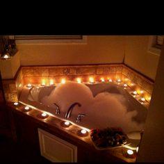 Find us on:  www.lazienkizpomyslem.pl & www.facebook.com/lazienkizpomyslem  wanna narożnikowa, romantyczna kąpiel, świece, bath, bathroom, bath, interior, idea, decoration, bathroom romance, relaxation, love, sexy atmosphere