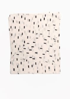 huge discount 4c71c 7a149 Other Stories   Gamer Print Wool Blend Scarf Sommar