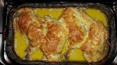 9 sült csirke, ami az ünnepi asztalon is megállja a helyét Poultry, French Toast, Bacon, Recipies, Pork, Food And Drink, Lunch, Chicken, Meat