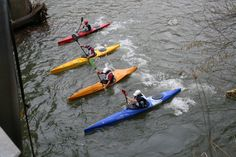 Downriver Race - Benscreek Canoe Club