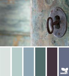 Let's Talk Color! » Wabi-Sabi: Embracing imperfection Wall Colors, Room Colors, House Colors, Paint Colors, Paint Swatches, Color Swatches, Colour Pallette, Color Palate, Paint Chips