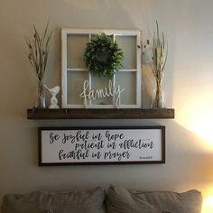 Kitnet & Studio Decoration: Designs & Photos - Home Fashion Trend Country Decor, Rustic Decor, Farmhouse Decor, Farmhouse Shelving, Modern Farmhouse, Farmhouse Sinks, Cottage Farmhouse, Rustic Rugs, Rustic Style