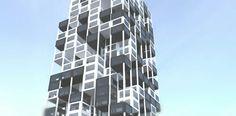 Tower #design #parametric