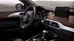 2018 Mazda CX-9 dashboard