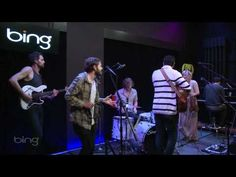 The Head And The Heart - Down In The Valley (Live in the BIng Lounge)