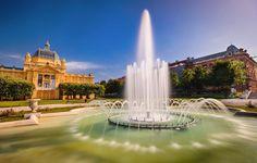 Parks of Zagreb