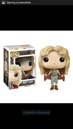 American horror story coven pop doll- Misty Day
