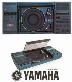 Stylish Music Center YAMAHA MS-8 www.1001hifi.com