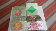 gift card holders/origami gift card holders/ by jmb paper designs, $6.00 USD