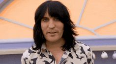 Noel Fielding is having a naughty old time of The Great British Bake Off so far