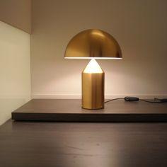 Atollo table lamp | What's new | Skandium
