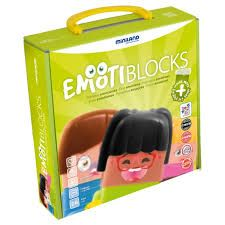 Play and discover emotions building your favorite emotiblock!