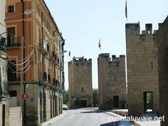 Torreones Medievales. Alcañiz (Teruel)