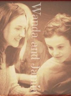 I love how much Wanda loves Jamie. Don't love how he's like 7 in the movie. Supposed to be a teenager but whateves