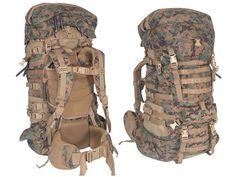 Military Surplus ILBE Rucksack Nylon Marpat $79.99