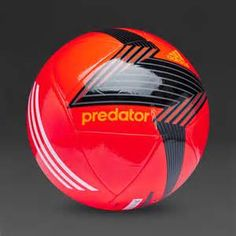 neon orange soccer ball - Bing Images