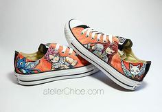 Custom Converse Low Top Manga Shoes Anime Sneakers Unique Gift