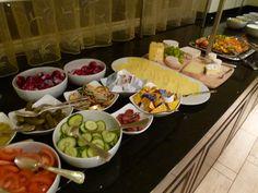 """Prima colazione  """"Le Meridian Grand Hotel"""", Nurnberg (Dicembre)"""