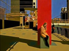 david-piddock-Post-Modern, Pre-Modern, Magic Realist, New Realist, David Piddock's work has been called all these things. Individualistic, certainly, it delights in ignoring current trends in contemporary art.