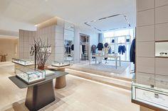 Lane Crawford Store Renewal by Yabu Pushelberg, Hong Kong » Retail Design Blog